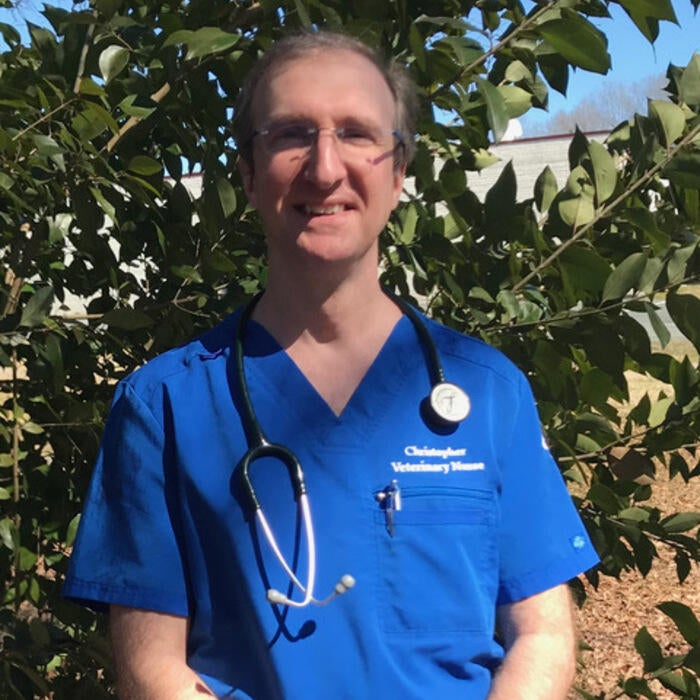 Christopher </br>Veterinary Nurse photo